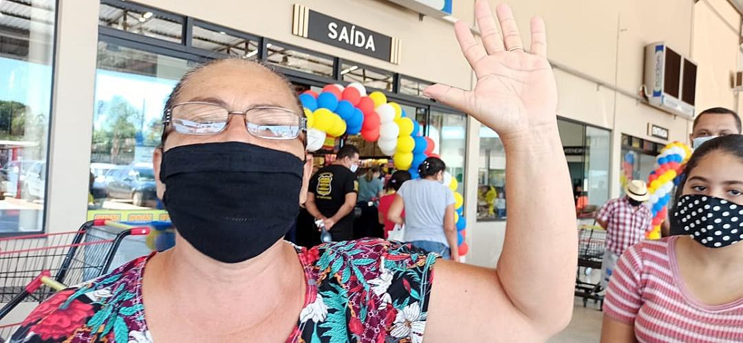 Consumidor lota Bentão, 1º atacarejo inaugurado na grande São Bento
