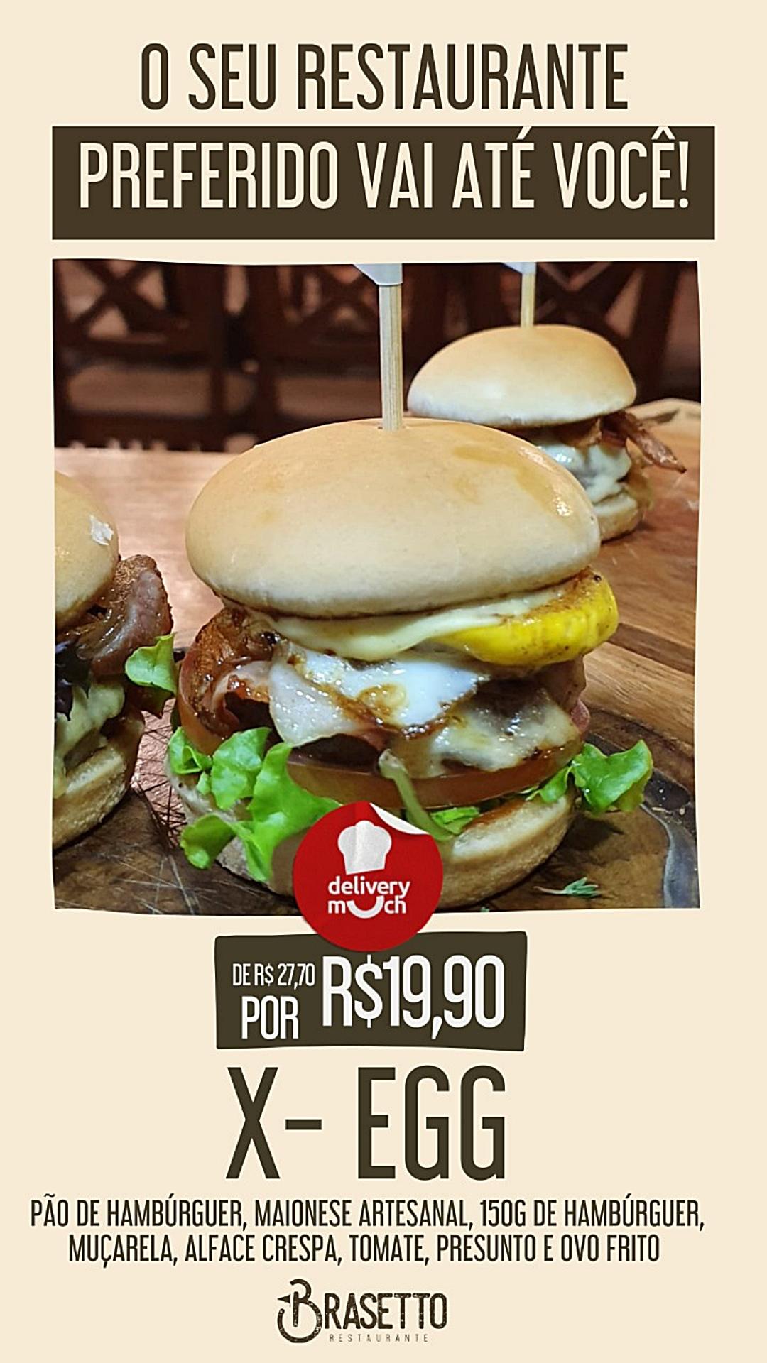 Brasetto continua com promoção de hambúrgueres e bife ancho nesta quinta
