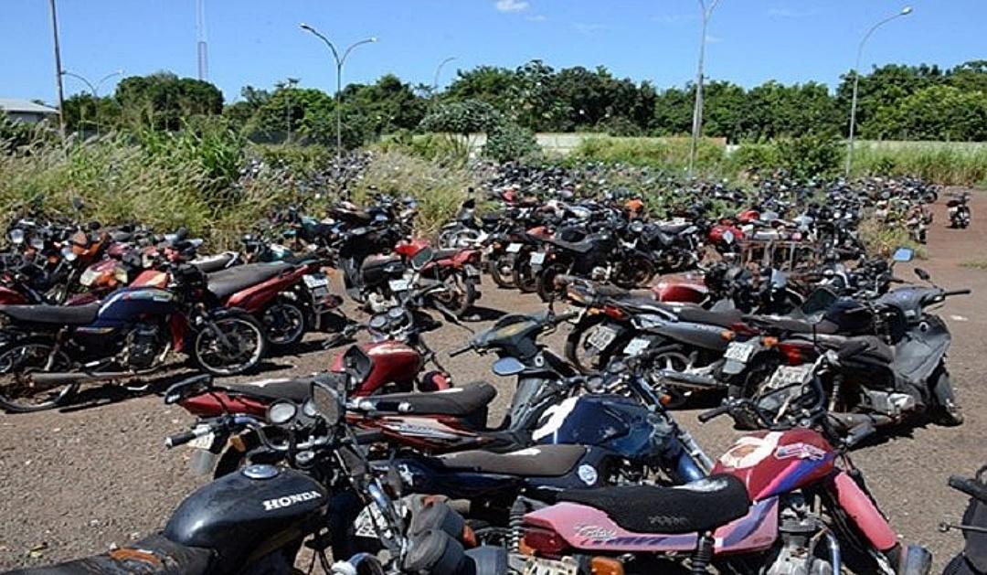 Detran-MS abre leilão de sucata aproveitável nesta terça-feira com 260 veículos