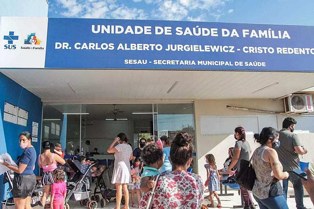 MS vacina mais de 34 mil pessoas contra a influenza