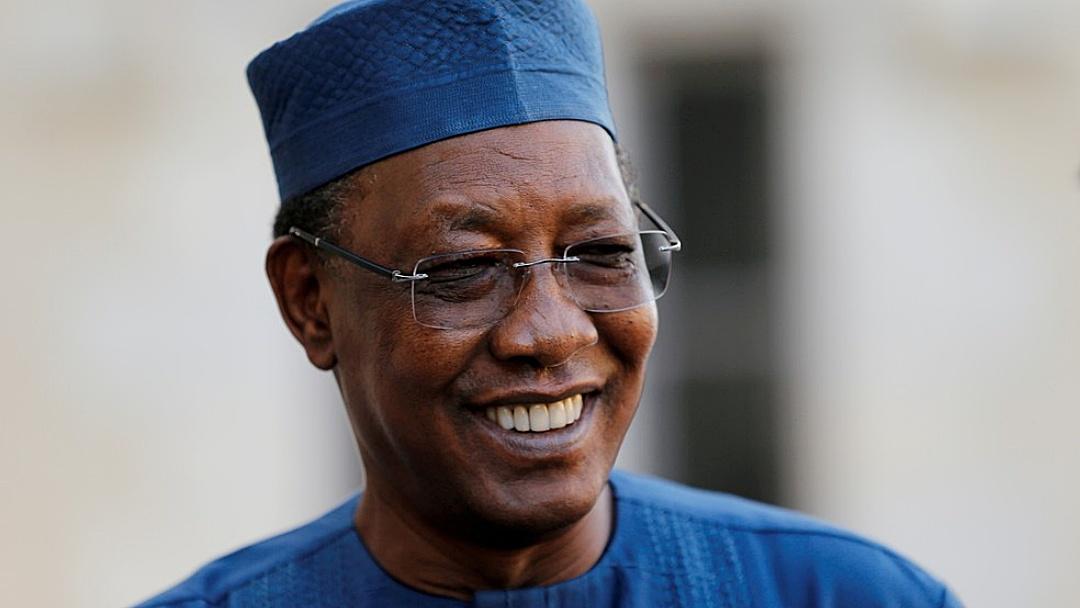 Presidente do Chade é morto em campo de batalha
