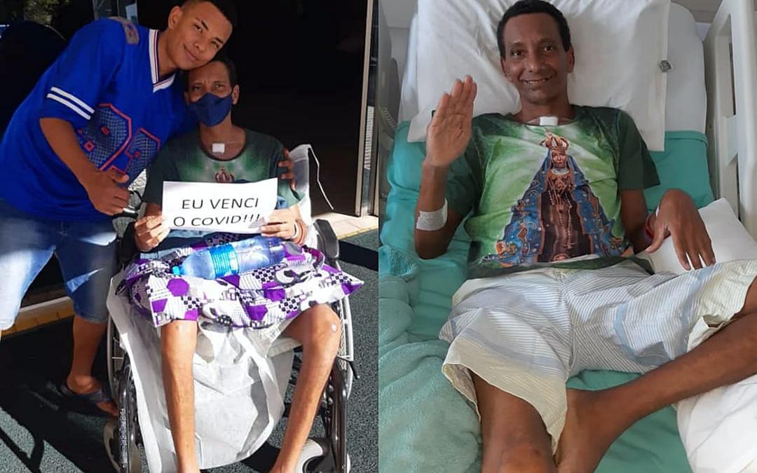 Nivaldo sobreviveu a duas contaminações por Covid-19 e 15 dias intubado