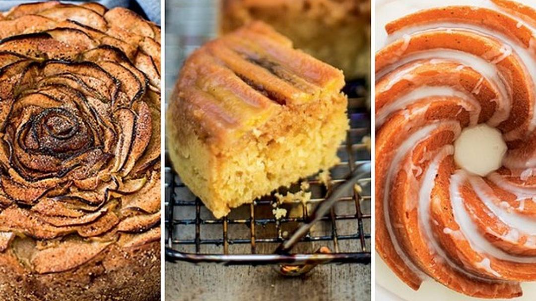 5 receitas fáceis de bolos fofos para fazer em casa