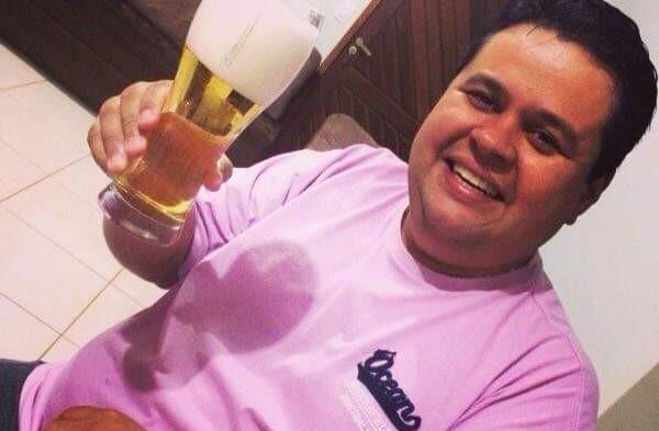 Morre aos 46 anos vítima da Covid-19, Eder Cacho, gerente da agência Sicoob