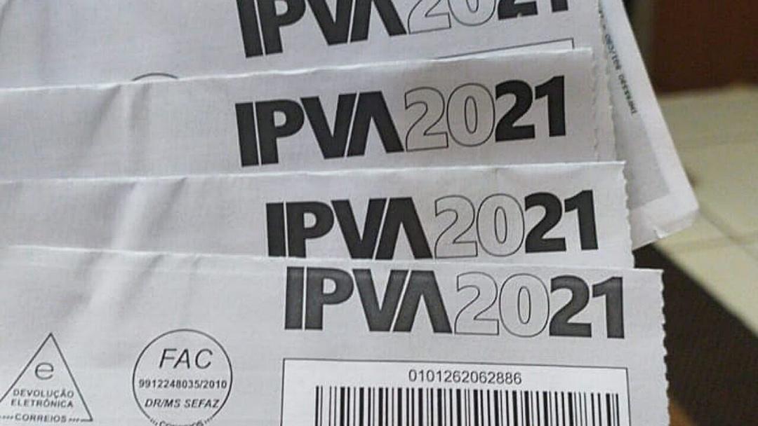 Quarta parcela do IPVA vence nesta sexta-feira
