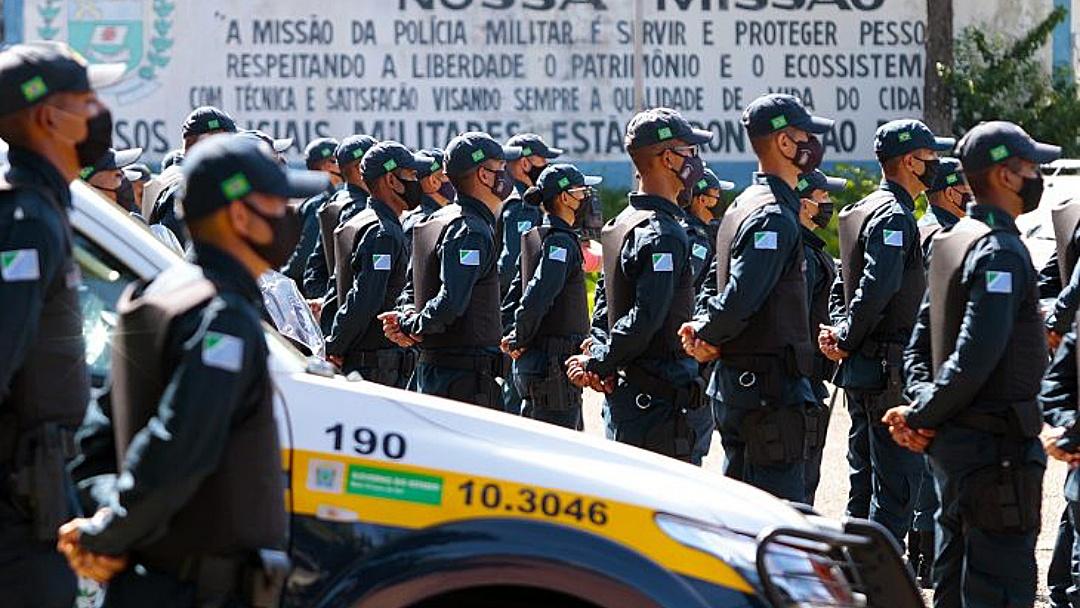 Governador autoriza 204 promoções de policiais e bombeiros militares