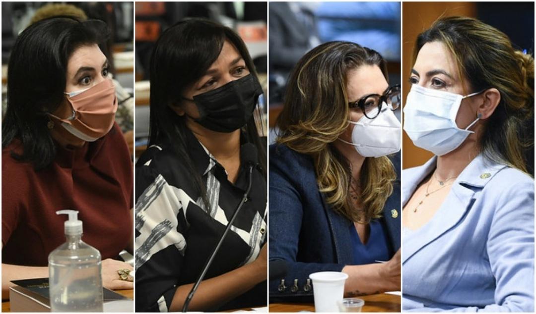 Entenda a polêmica sobre a bancada feminina na CPI