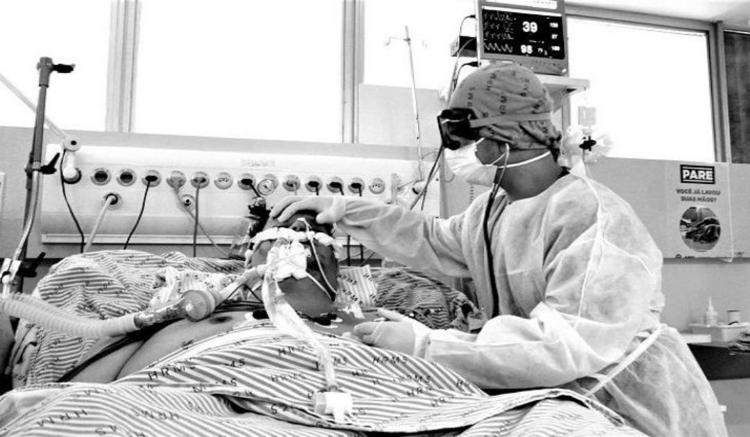 Levantamento mostra que 17% das mortes por covid eram de pacientes sem comorbidade