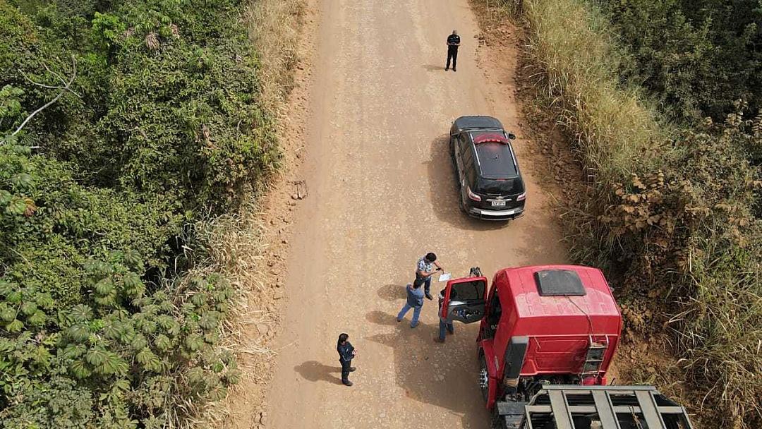 Sete pessoas foram presas em operação contra furto de gado em MS