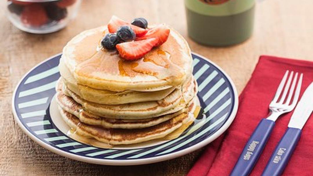 Dia das Mães: como fazer panqueca americana para surpreender a mãe no café da manhã