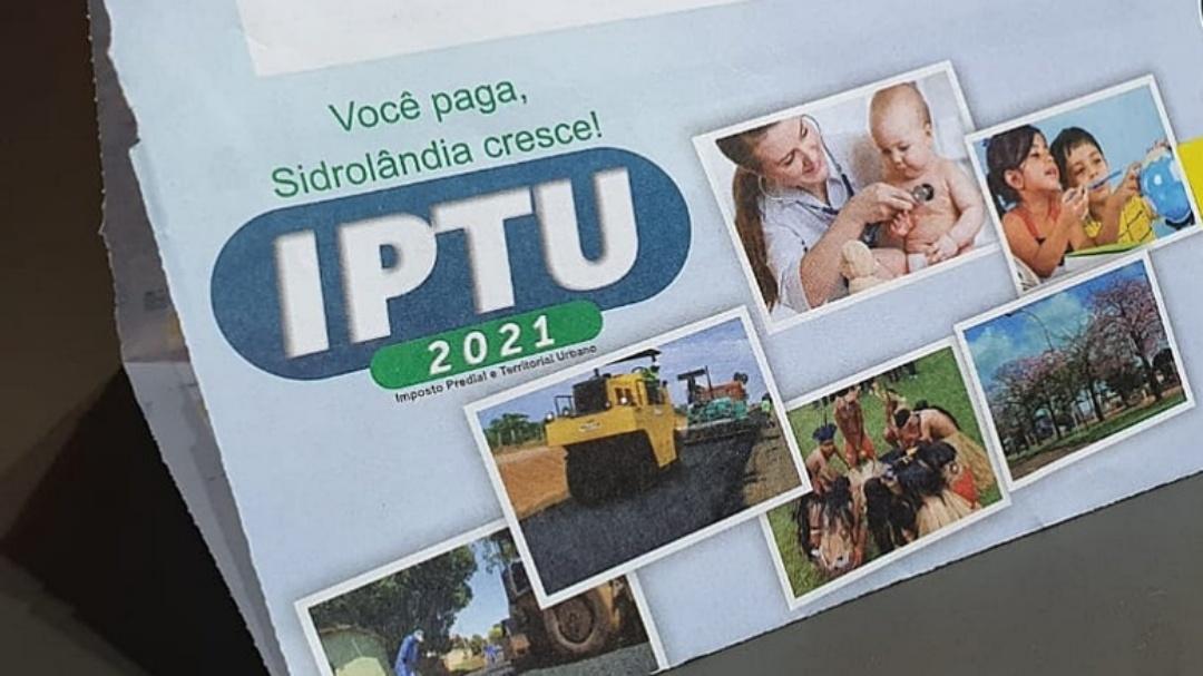 Termina dia 12 prazo para pagamento do IPTU à vista com 20% de desconto
