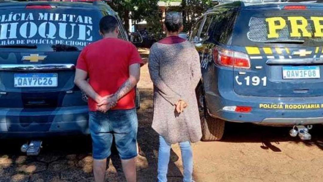 Motorista tem caminhão roubado e é mantido em cárcere privado