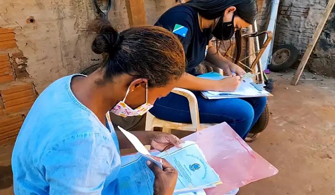 Equipes percorrem MS para identificar famílias que têm direito a receber R$ 200