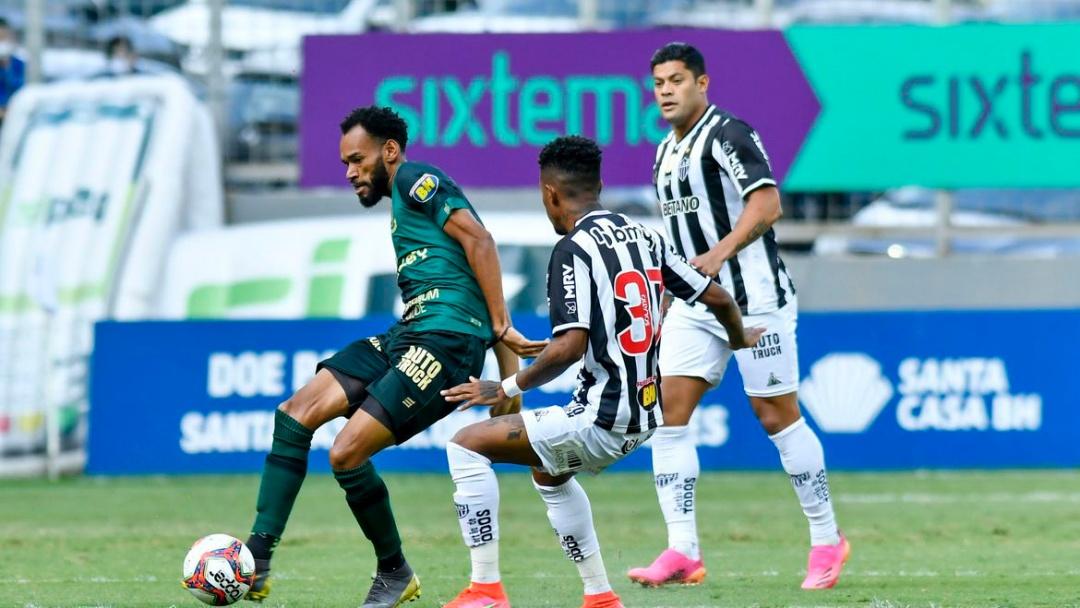 América e Atlético iniciam decisão do Mineiro com empate sem gols