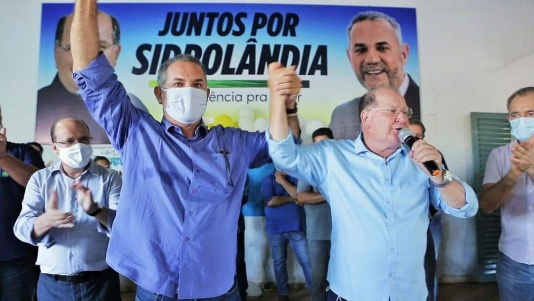 PSDB mantém como candidato a vice Moacyr internado em coma induzido
