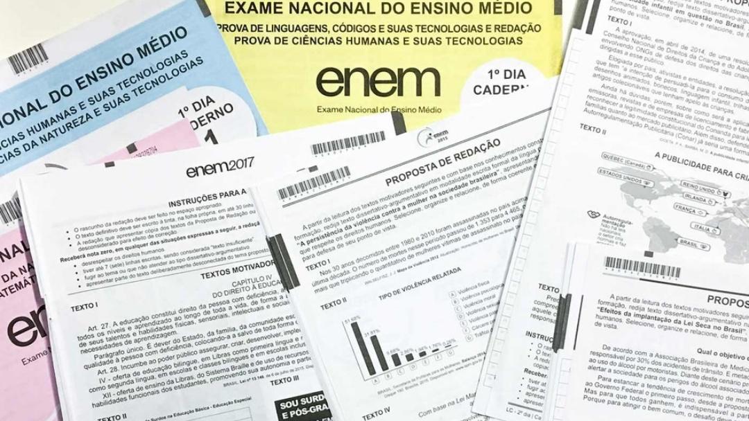 Termina nesta sexta-feira prazo para pedir isenção da taxa de inscrição do Enem