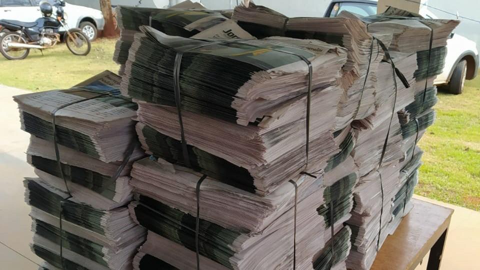 Empresa é multada e obrigada entregar 7 mil jornais com fake news contra Vanda Camilo a Justiça Eleitoral