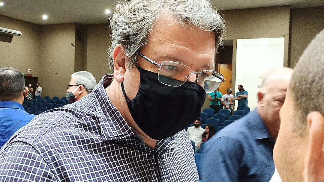 Patriota não abre mão do vice e indica Sérgio Ocampos para compor a chapa de Enelvo
