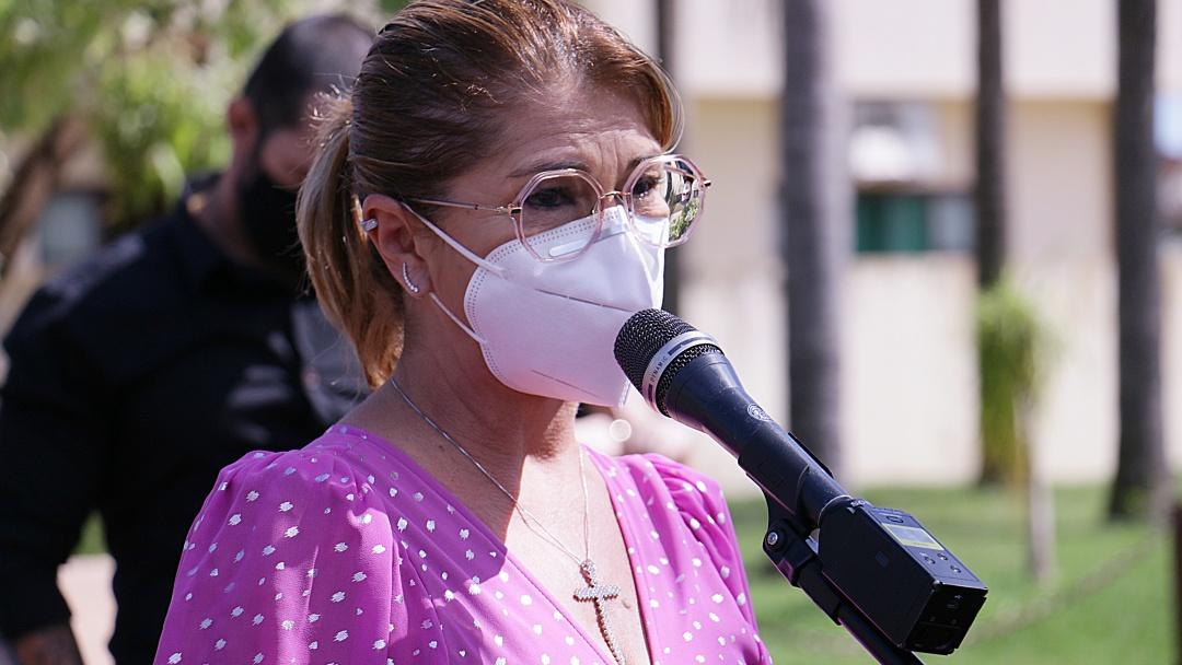 Para evitar aglomerações, Vanda suspende carreata como último ato de campanha
