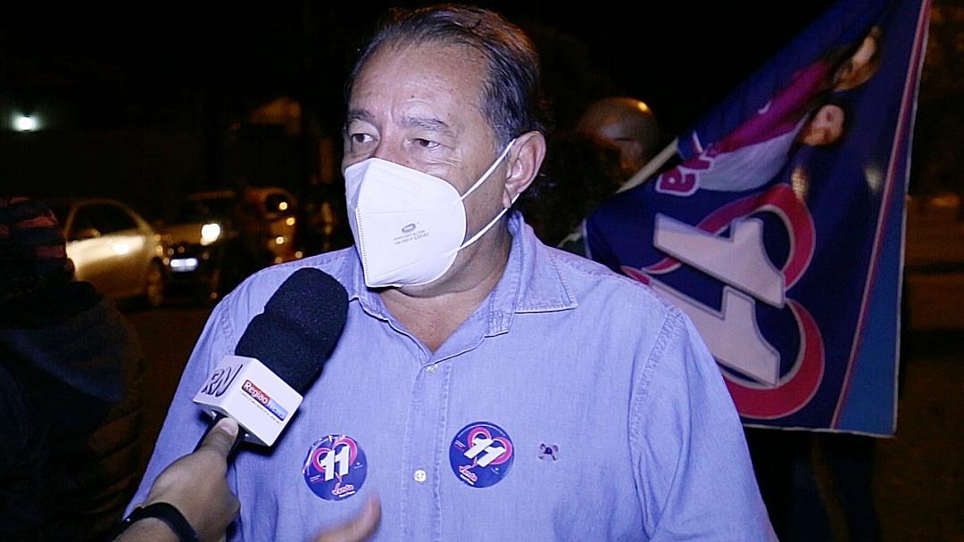 'Vanda conquistou o coração do eleitor', diz deputado Gerson Claro