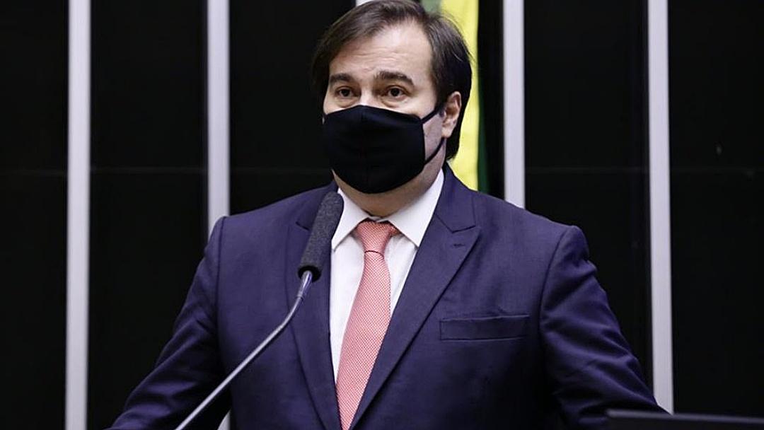 Por unanimidade, DEM expulsa Rodrigo Maia do partido