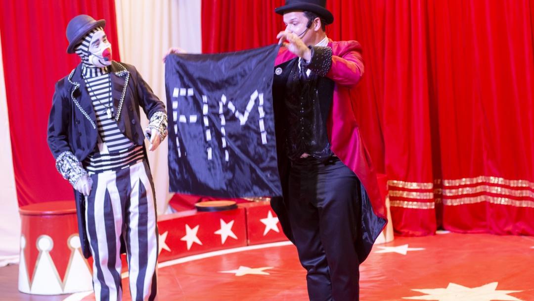 Região News vai transmitir espetáculo virtual de circo