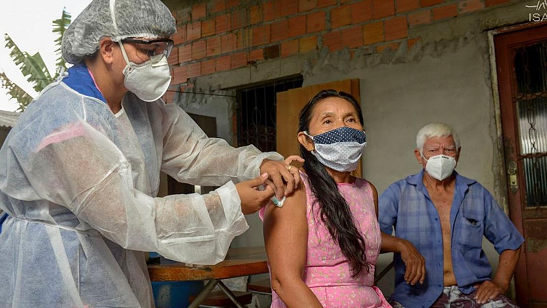 Covid-19: Indígenas poderão ter vacinação permanente