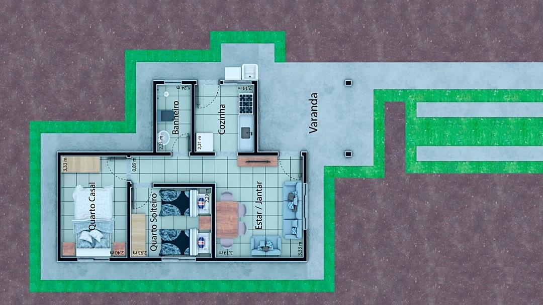 Engepar vai trocar rede de esgoto por fossas e promete iniciar construção de casas no Diva Nantes