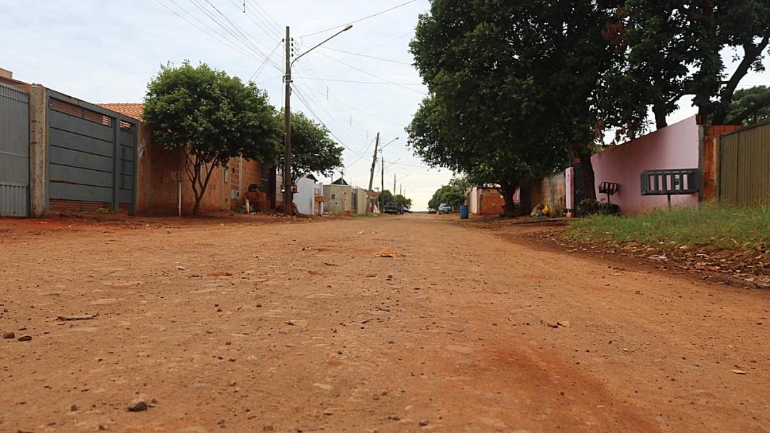 Prefeitura licita mais 1,2 km de pavimentação no Cascatinha