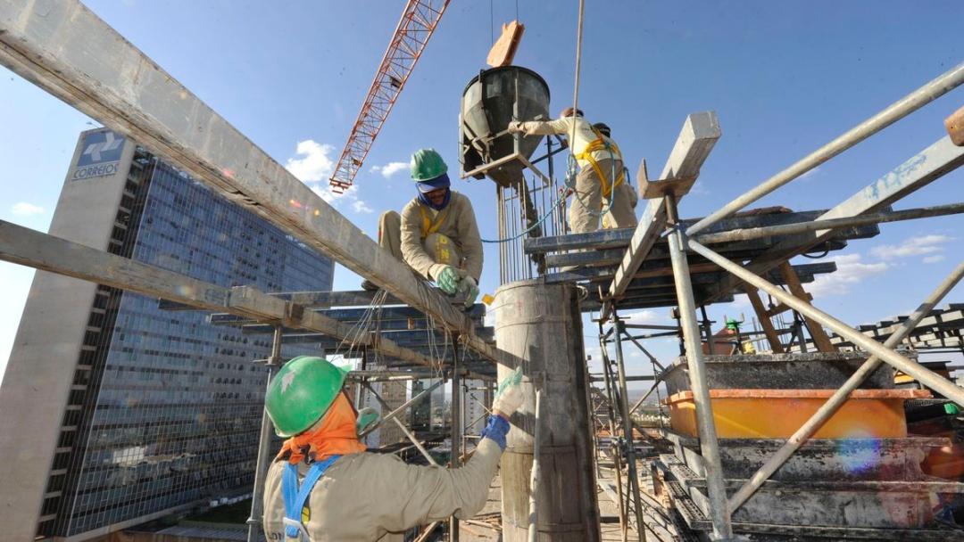 IBGE: construção voltou a crescer em 2019, após dois anos de queda