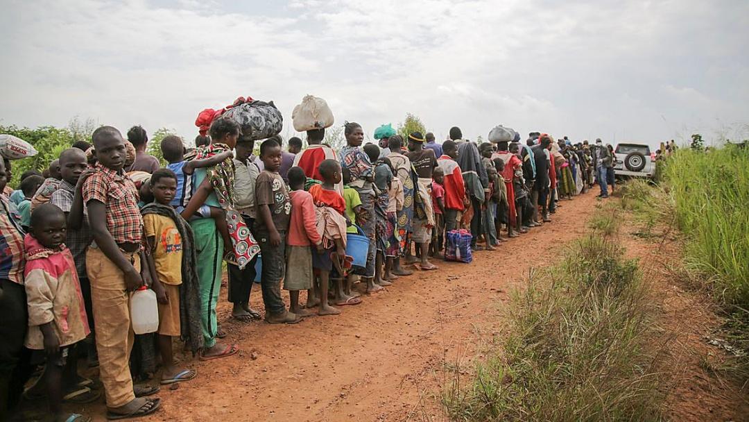 Número de pessoas forçadas a se deslocar chegou a 82,4 mi