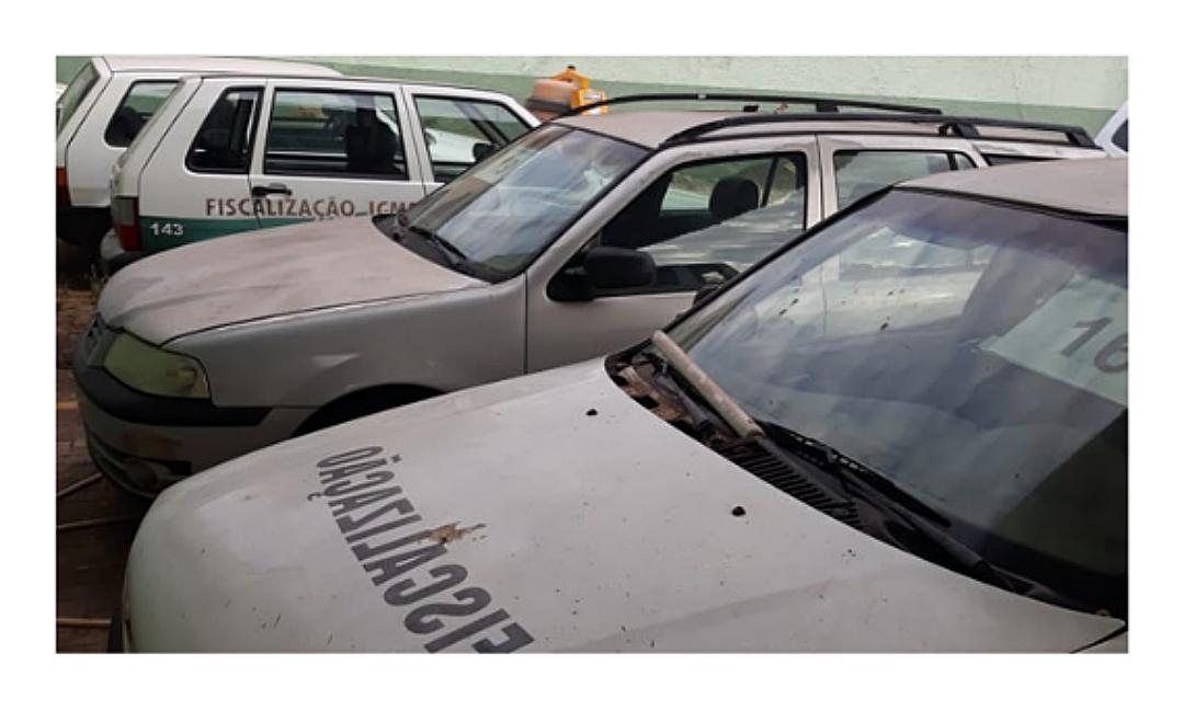 Com lotes a partir de R$ 200, leilão terá 38 lotes de veículos