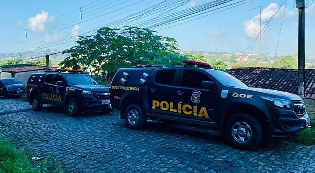 PF cumpre mandados em MS contra tráfico de drogas e lavagem de dinheiro