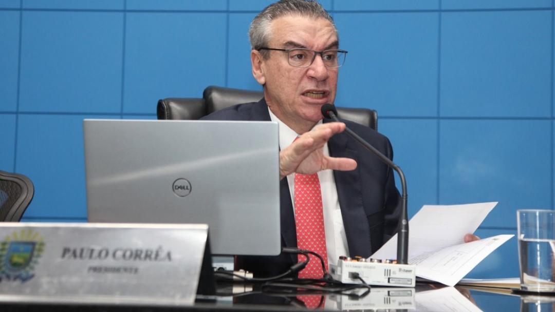 Paulo Corrêa se revolta sobre rumor de surto de Covid-19 na Alems