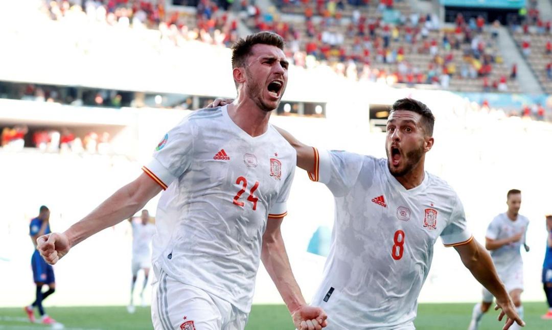 Espanha goleia Eslováquia e enfrentará Croácia nas oitavas da Eurocopa