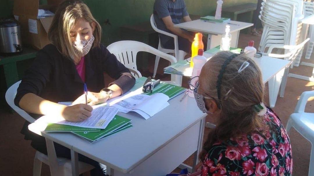 Famílias que invadiram área no Diva Nantes recusam cadastramento para programa habitacional