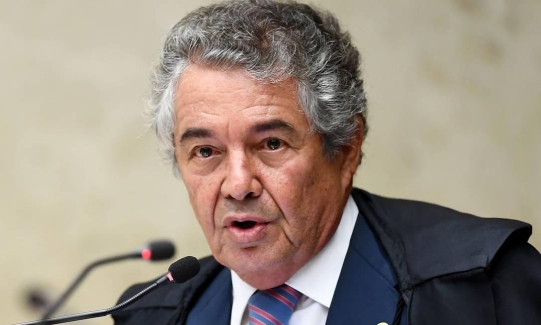 Marco Aurélio é homenageado em sua última sessão no STF