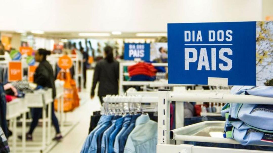 No Dia dos Pais, comércio de MS deve movimentar R$ 70,2 milhões a mais que em 2020