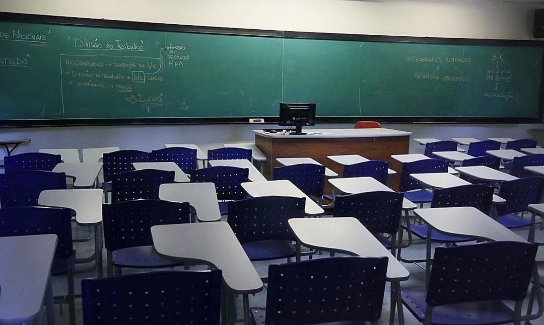 Covid-19: protocolo sanitário é concluído em 57% das redes de ensino