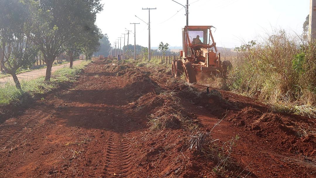 Com impasse para retomar obra, Prefeitura reabre acesso ao Balbinos