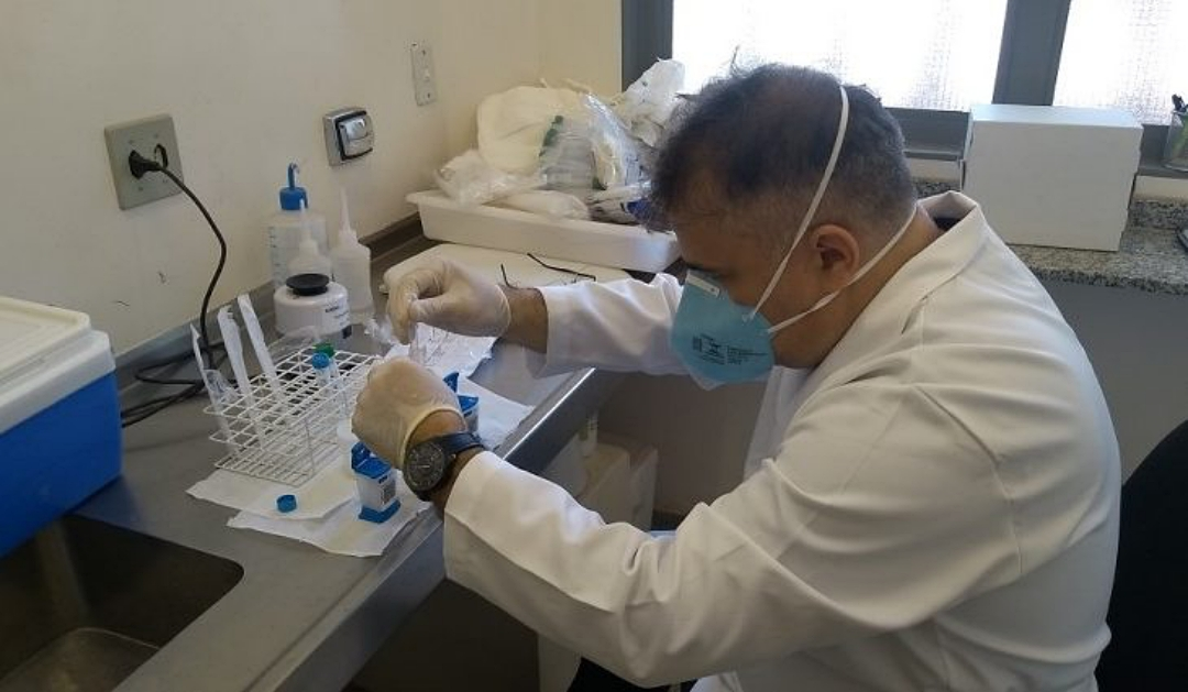Taxa de contágio da covid se mantém abaixo de 0,90 há uma semana em MS