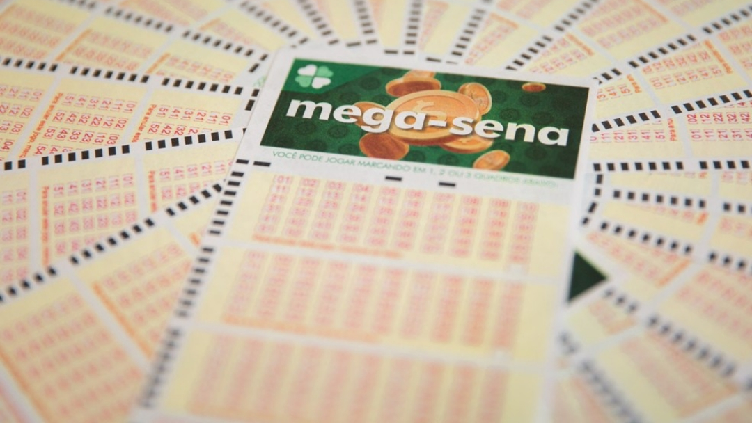 Sorteio da Mega-Sena pode pagar prêmio de R$ 12 milhões