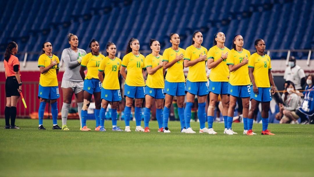Seleção feminina reencontra Canadá por vaga na semifinal olímpica