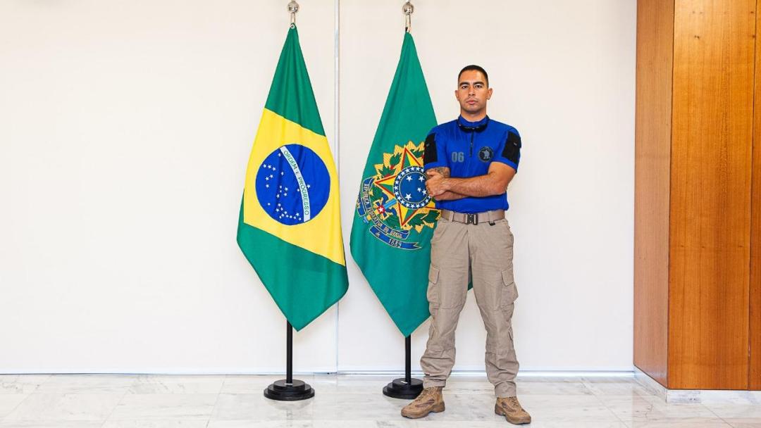 Subcomandante da PM em Sidrolândia termina em 1º lugar curso no Rio de Janeiro