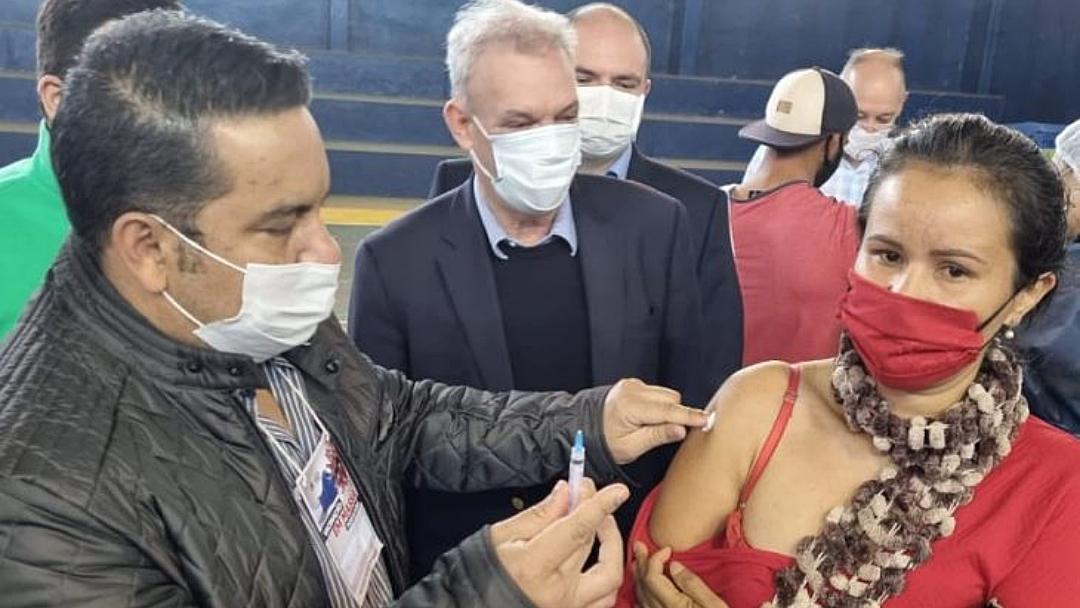 Secretaria Estadual de Saúde pode ampliar grupos prioritários de vacinação