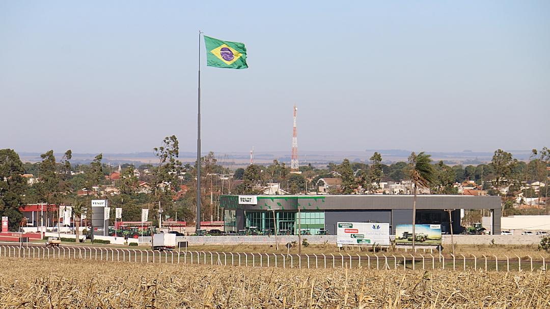 Segunda concessionária da Impact Fendt será inaugurada no mês de outubro em Maracaju