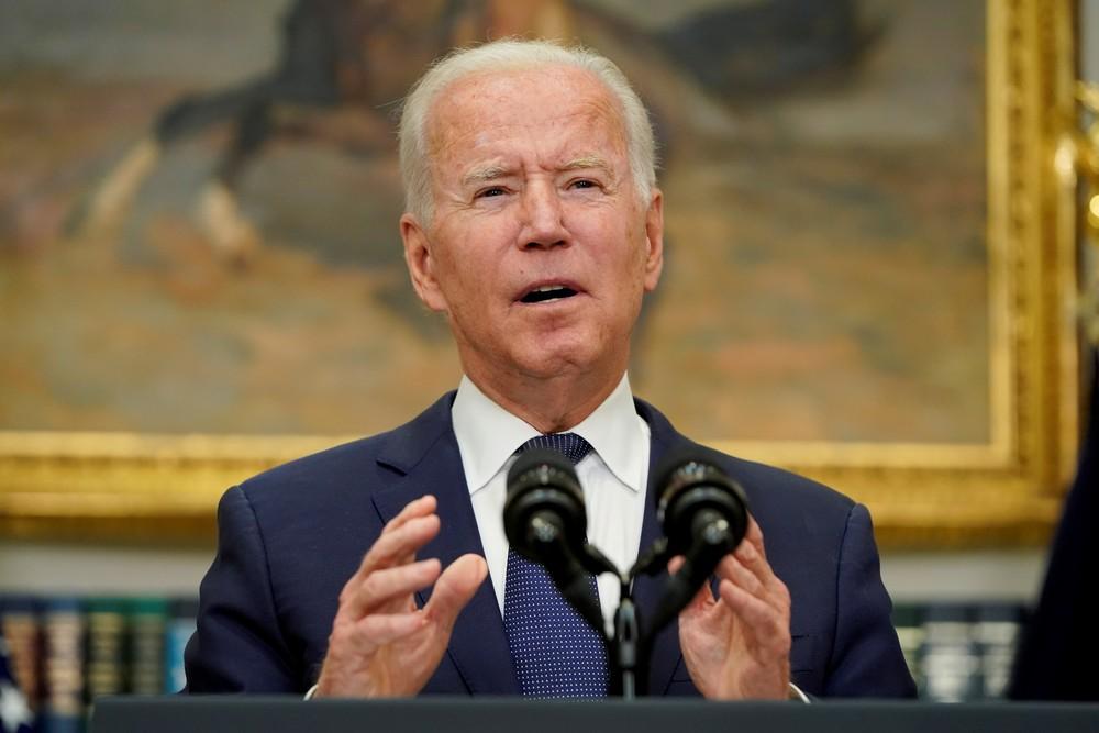 Joe Biden afirma que 28 mil pessoas foram retiradas do Afeganistão