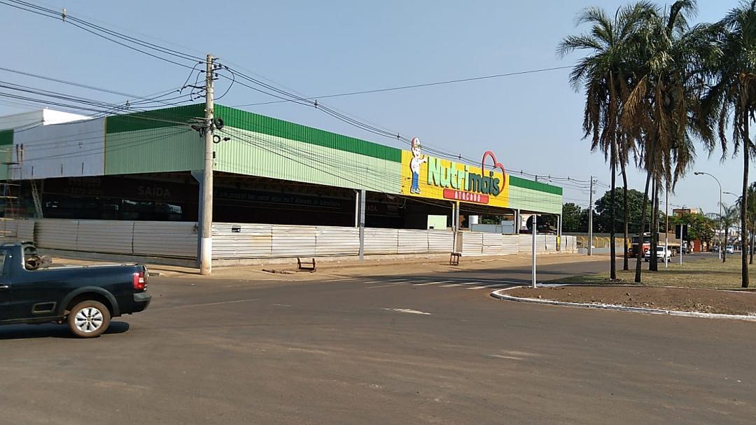 Nova loja do Nutrimais será inaugurada dia 1º e aberta ao público às 9 horas