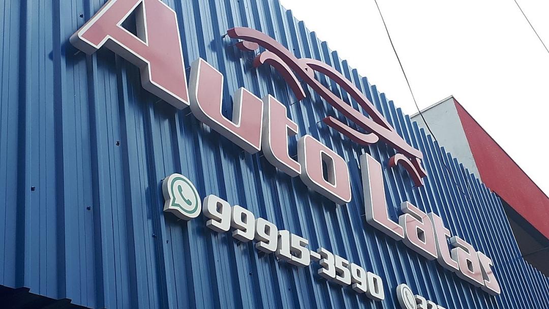 Auto Latas inaugura loja neste sábado com produtos direto de fábrica e promoções imperdíveis