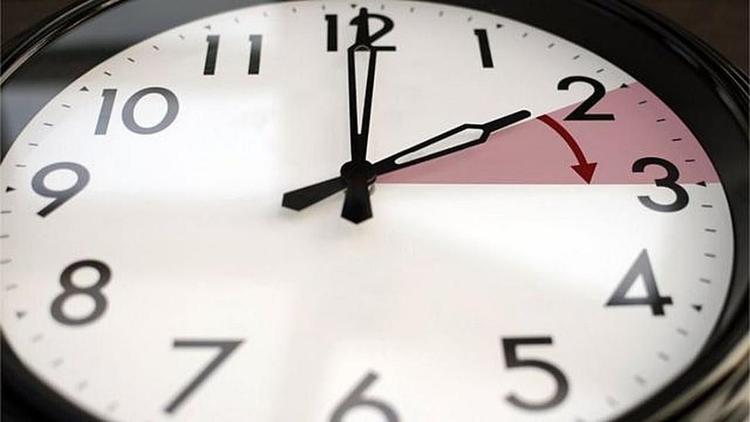 As vantagens e desvantagens da mudança do relógio